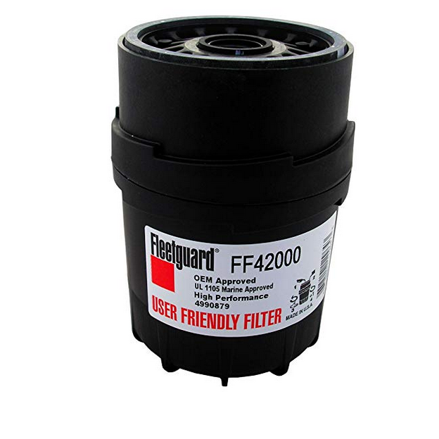 Fleetguard Fuel Filter suit Cummins Engines - FF42000