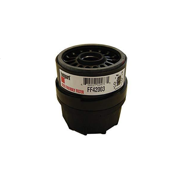 Fleetguard Fuel Filter, User Friendly, Suits Kubota, Yanmar Equipment - FF42003
