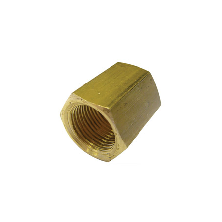 Brass Test Point Adaptor 1/4