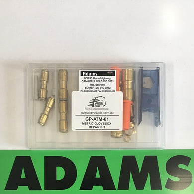 Metric Glovebox Breakdown Repair Kit - GP-ATM-01