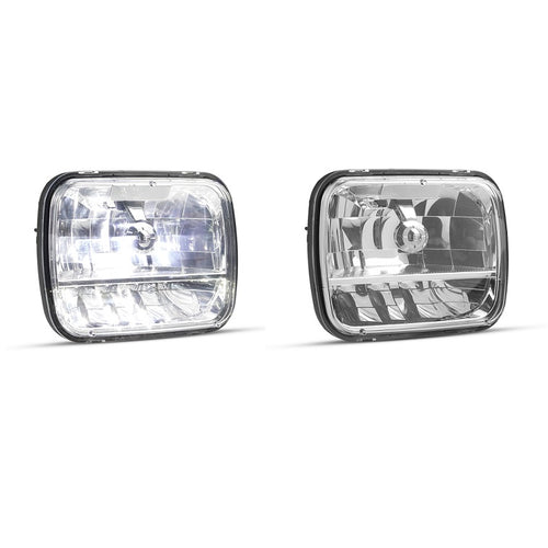 LED Autolamps HL165 Maxilamp 7x5 inch LED Headlamp Upgrade Kit