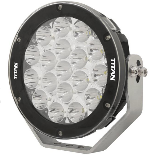 LV Automotive Titan LED Driving Lights 7
