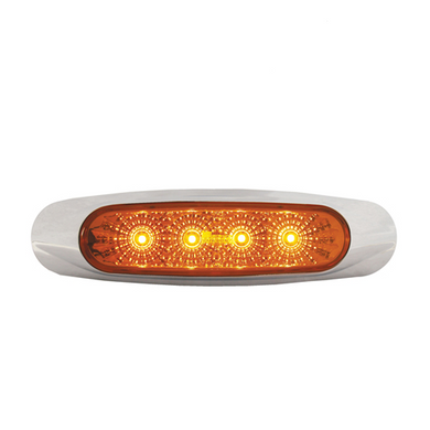 LED Side Marker Light Amber