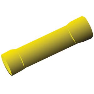 Yellow Insulated Cable Joiner
