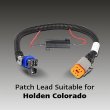 patch lead for holden colorado
