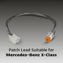 patch lead for mercedes-benz x-class