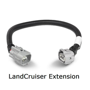 patch lead for landcruiser extension