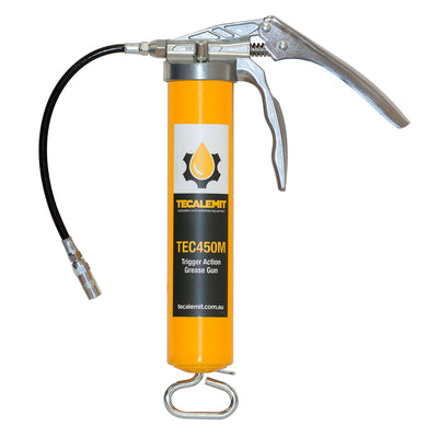 Tecalemit Heavy Duty Trigger Action Grease Gun - TEC450M