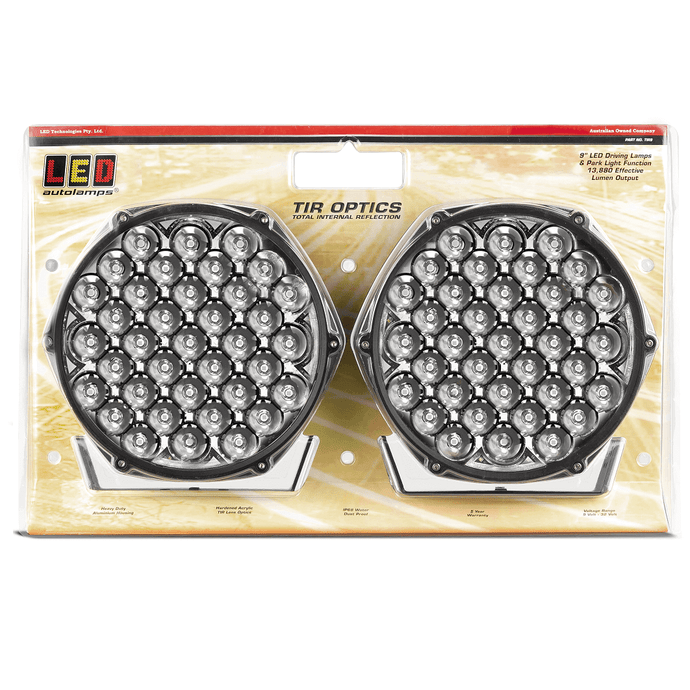 LED Autolamps TIR9 blister pack