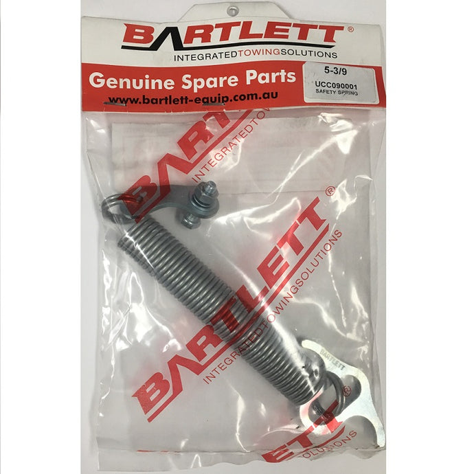 Genuine Bartlett 5-3/9 Safety Spring suit 127mm Ball