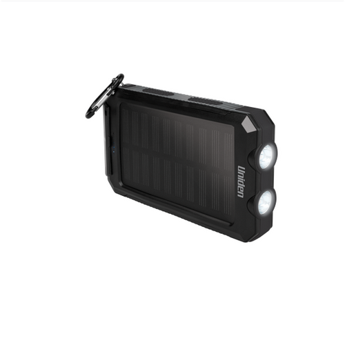 Uniden UPP80S Portable Solar Powerbank