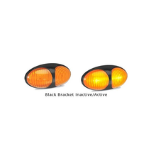 LED Autolamps 37AM2P Stick On Side Direction Indicator - Each