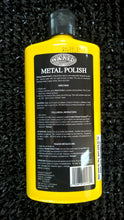 Wicked Products Metal Polish description