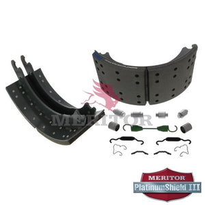 Meritor Premium GP Q Brake Shoe & Hardware Kit - MSKMG2A4515Q