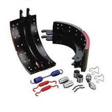 "Meritor Premium 16.5"" x 5"" Steer Q Plus Brake Shoe & Hardware Kit - MSKMG2A4720QP"