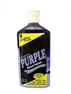 purple metal polish 355ml