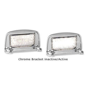 LED Autolamps 35CLM Licence Plate Lamp 12/24 Volt - Each
