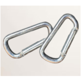 Safeguard Spare Carabiners SWL 1250kg - Each - SH-1250