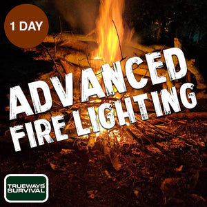 UK Advanced Fire Lighting Course