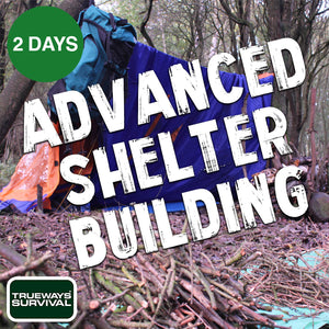 Advanced Shelter Building Course Trueways Survival