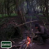 ADVANCED WOODLAND SURVIVAL by Trueways Survival