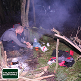 Basic Woodland Survival Course England