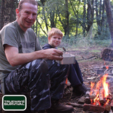 WOODLAND SURVIVAL FOR KIDS by Trueways Survival