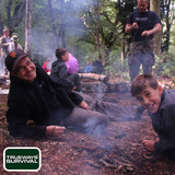 3 DAY ADVANCED WOODLAND SURVIVAL FOR KIDS
