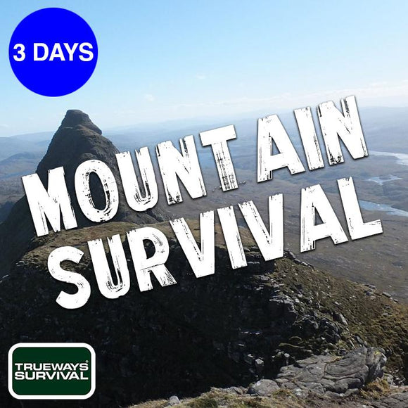 3 DAY MOUNTAIN SURVIVAL