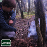 3 Day Woodland Bushcraft Survival Course Lessons UK by Trueways Survival