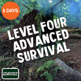 5 DAY ADVANCED LEVEL 4 SURVIVAL COURSE