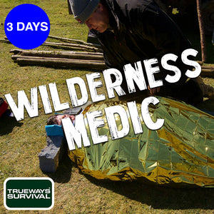 3 DAY WILDERNESS MEDIC COURSE