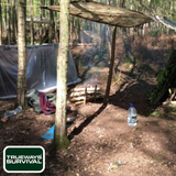 Advanced Shelter Building United Kingdom by Trueways Survival
