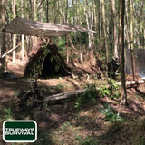 UK Based Shelter Building Course Trueways Survival