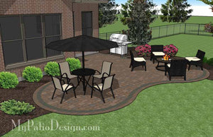 Paver Patio #06-049001-01