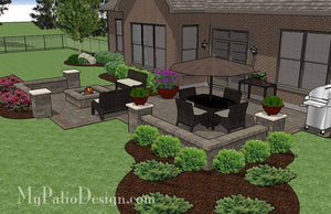 Paver Patio #06-053501-01