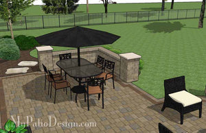 Paver Patio #06-057001-01