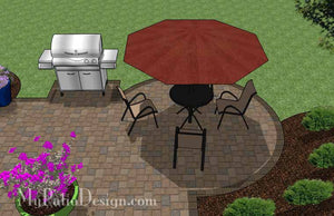 Paver Patio #08-029001-01