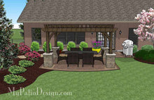 Paver Patio #S-038501-01
