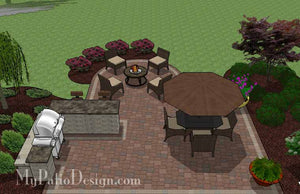 Paver Patio #S-053001-01