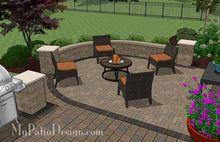Paver Patio #S-084501-02