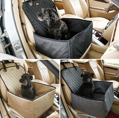 Pet Dog Car Seat Cover Protector Waterproof Vehicle Carpet Pet Blanket Foldable Dog Door Cars Cart Safety Seat Single Bag