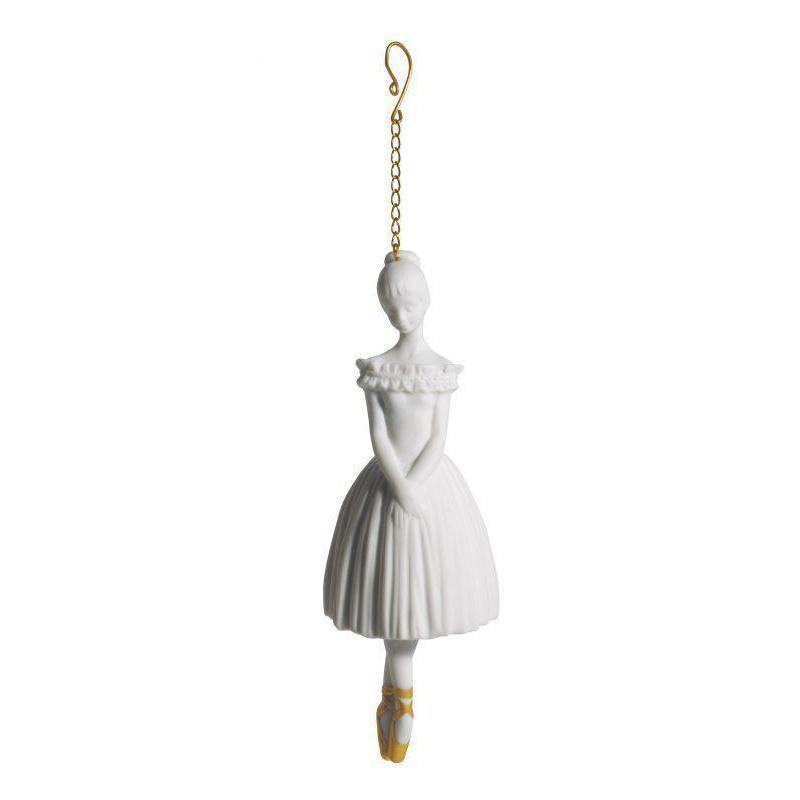 Lladro Home Accessories Default Ballerina Christmas Ornament