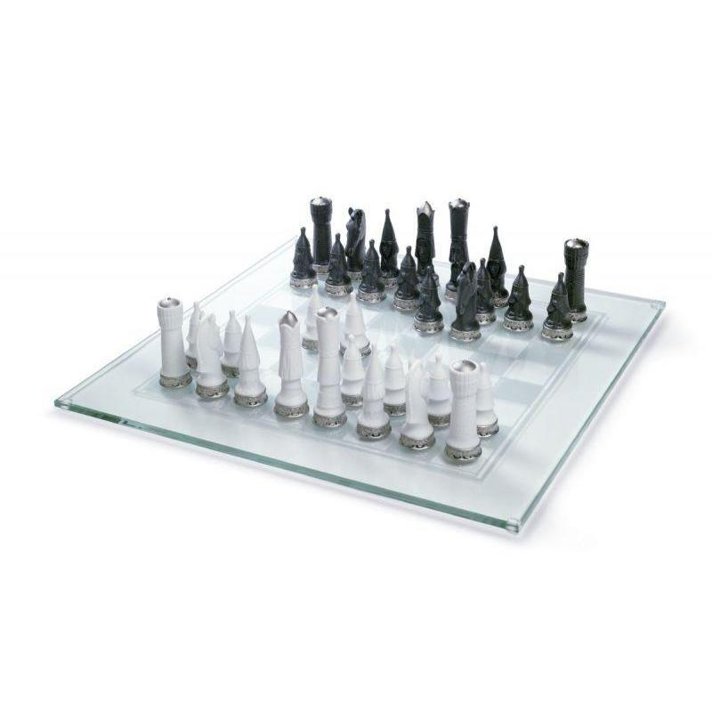 Lladro Home Accessories Default Chess Set (Re-Deco)