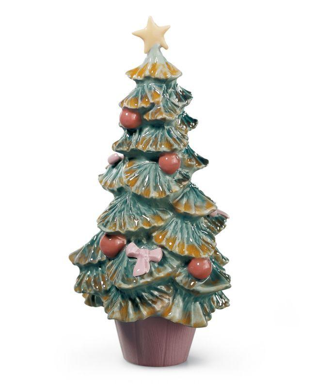 Lladro Home Accessories Default Christmas Tree Figurine