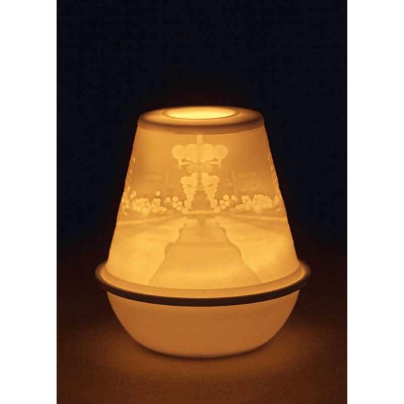Lladro Home Accessories Default City at Night Lithophane