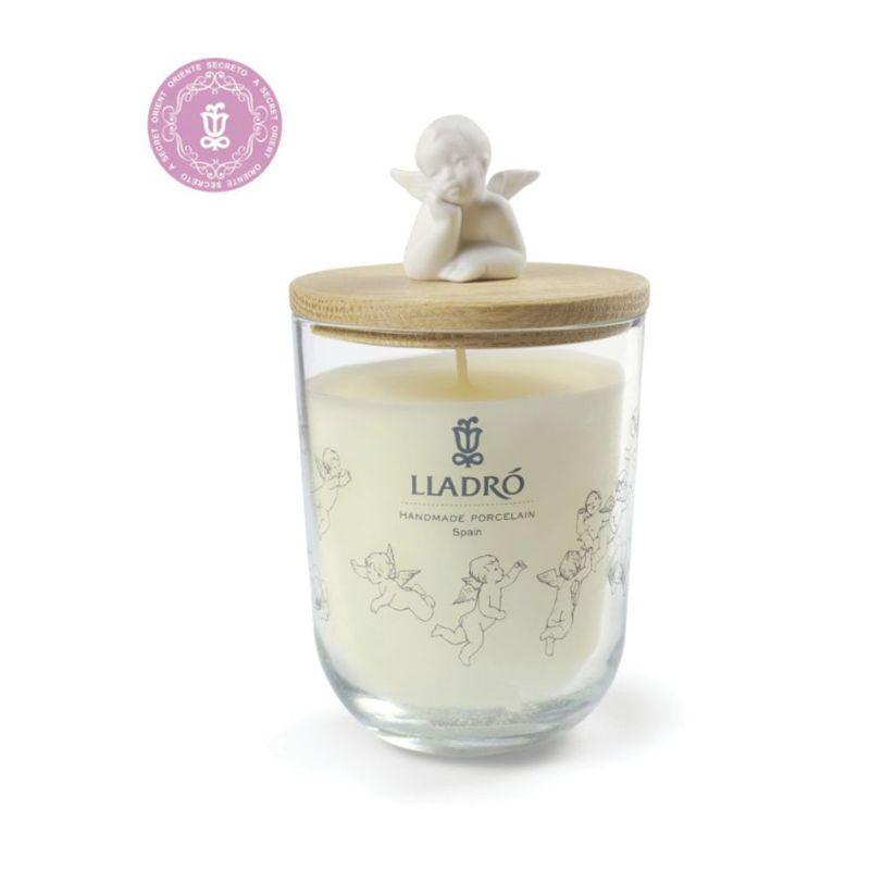Lladro Home Accessories Default Dreaming Of You Candle-A Secret Orient