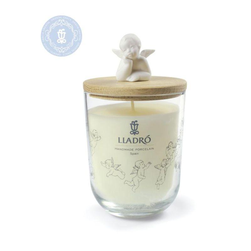 Lladro Home Accessories Default Dreaming Of You Candle-Mediterranean Beach