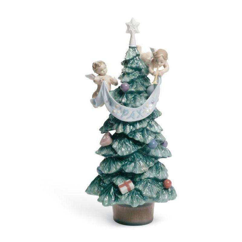 Lladro Home Accessories Default Evergreen Of Peace Tree