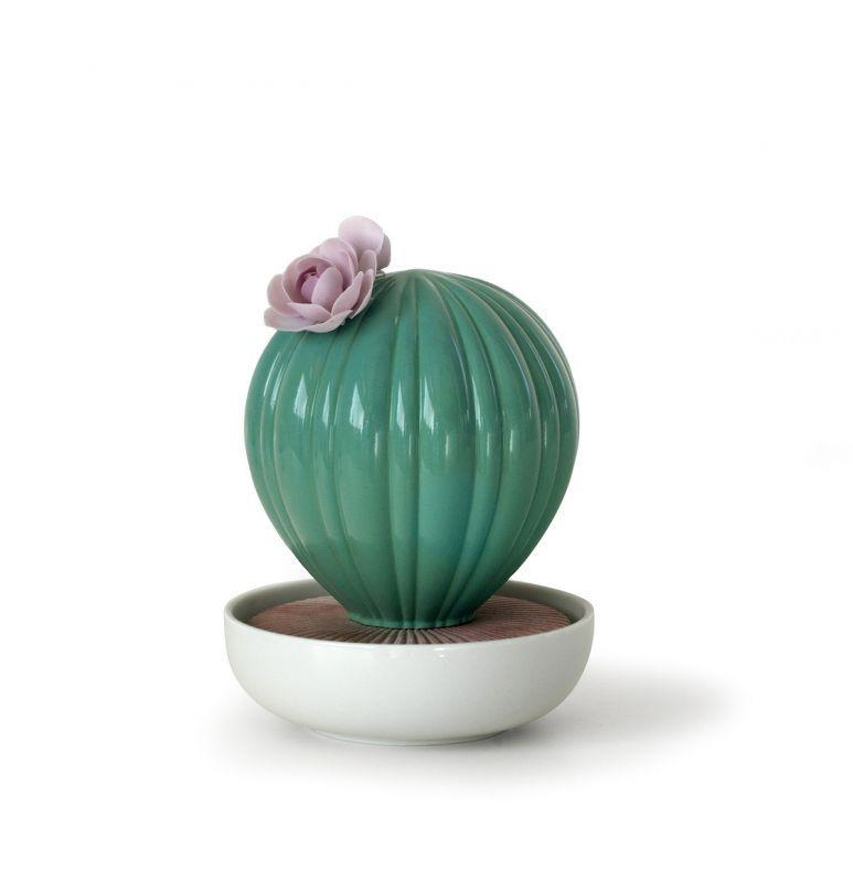 Lladro Home Accessories Default Ferocactus Cactus - Tropical Blossoms